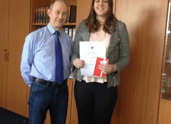 Europäischer Übersetzungswettbewerb Juvenes Translatores